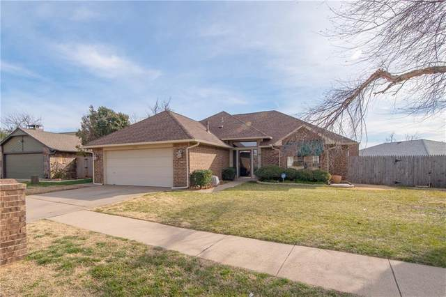 13104 Timbercrest, Oklahoma City, OK 73142 (MLS #941685) :: Homestead & Co