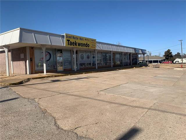 1401 S Midwest Boulevard, Midwest City, OK 73110 (MLS #941696) :: Homestead & Co