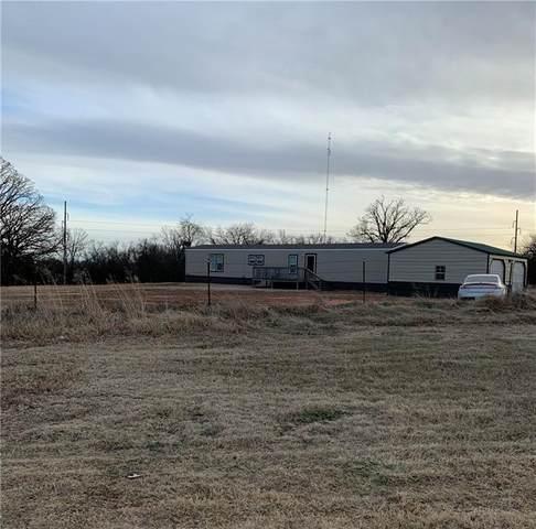 20382 Running Horse Rd Road, Tecumseh, OK 74873 (MLS #941712) :: Homestead & Co