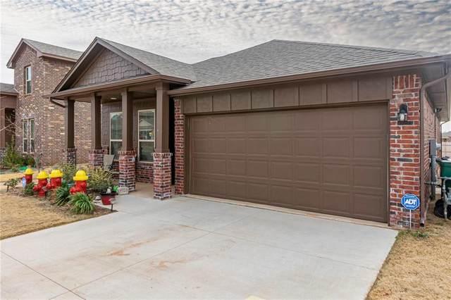 12540 NW 139th Terrace, Piedmont, OK 73078 (MLS #941722) :: Homestead & Co