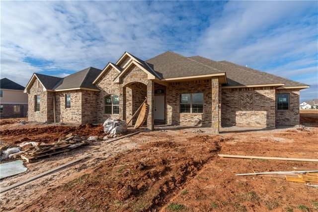 10070 Lacewood Drive, Edmond, OK 73025 (MLS #941748) :: Homestead & Co