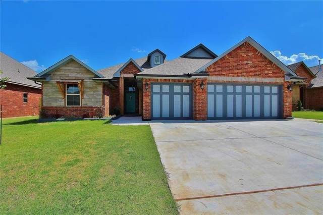 11740 SW 25th Terrace, Yukon, OK 73099 (MLS #941756) :: ClearPoint Realty