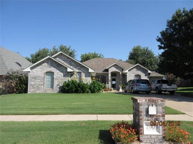 7909 NW 48 Street, Bethany, OK 73008 (MLS #941795) :: The UB Home Team at Whittington Realty