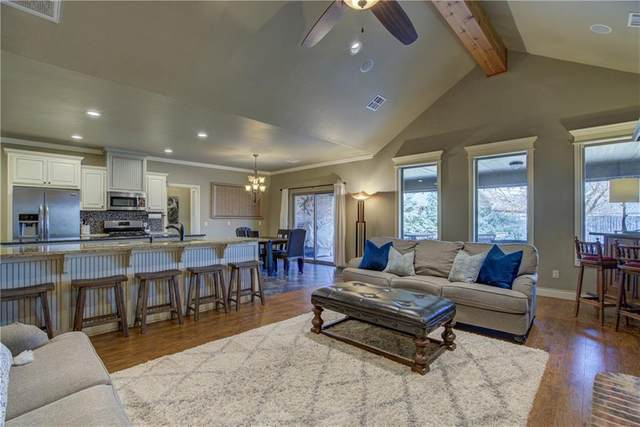 1411 Coneflower Road, Edmond, OK 73013 (MLS #941801) :: Homestead & Co