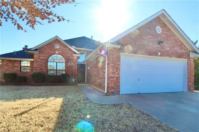1200 SW 131st Street, Oklahoma City, OK 73170 (MLS #941815) :: Homestead & Co