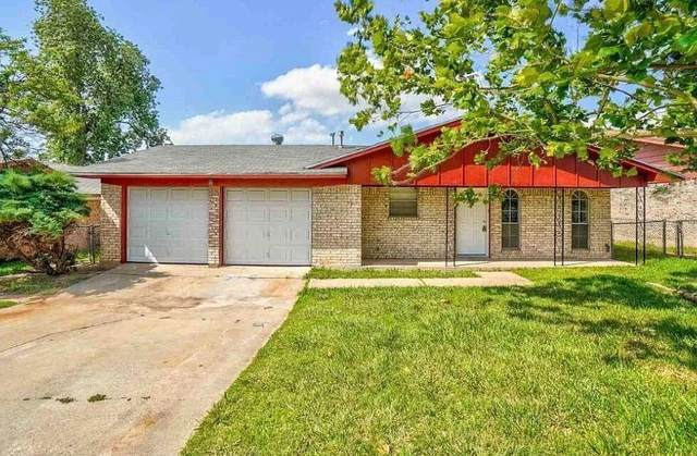 4626 SE Brighton Drive, Lawton, OK 73501 (MLS #941825) :: Homestead & Co