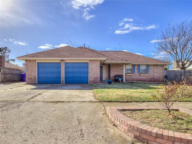 1610 High Trail Road, Norman, OK 73071 (MLS #941829) :: ClearPoint Realty