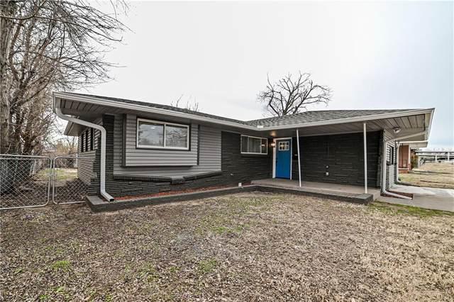 2708 SW 65th Street, Oklahoma City, OK 73159 (MLS #941840) :: KG Realty