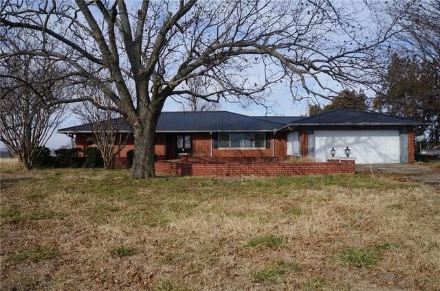 13832 N County Road 3190, Paoli, OK 73074 (MLS #941841) :: The UB Home Team at Whittington Realty
