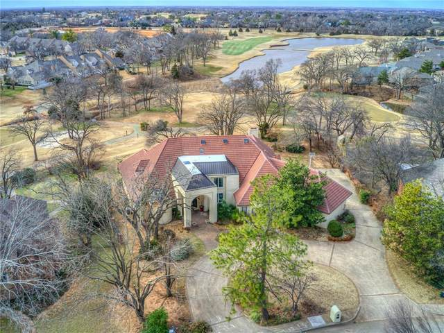 5705 Country Club Terrace, Edmond, OK 73025 (MLS #941843) :: ClearPoint Realty
