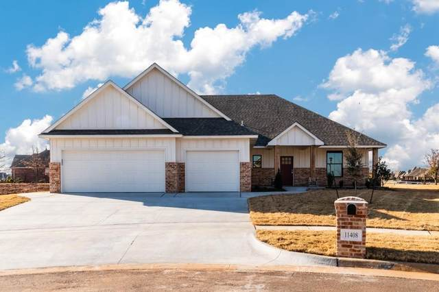 11408 NW 113th Court, Yukon, OK 73099 (MLS #941847) :: ClearPoint Realty