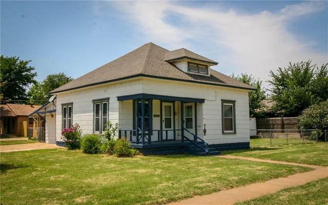401 N Jefferson Avenue, Elk City, OK 73644 (MLS #941853) :: Homestead & Co