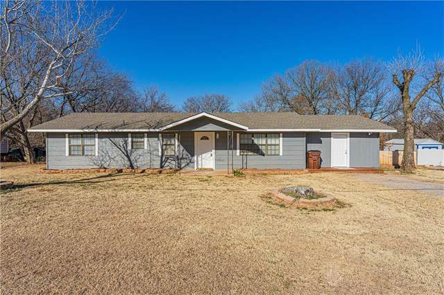 1135 Southfork Road, Purcell, OK 73080 (MLS #941855) :: Erhardt Group at Keller Williams Mulinix OKC
