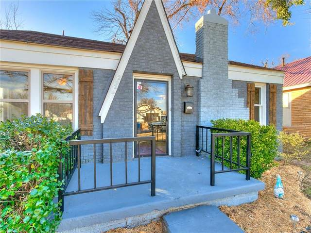 2024 NW 29 Street, Oklahoma City, OK 73107 (MLS #941863) :: Homestead & Co