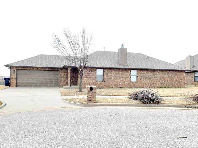 11418 NW 9th Terrace, Yukon, OK 73099 (MLS #941866) :: ClearPoint Realty
