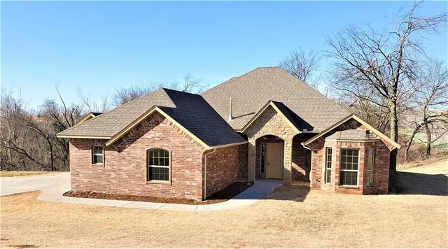 3701 Black Forrest Court, Newcastle, OK 73065 (MLS #941867) :: Erhardt Group at Keller Williams Mulinix OKC