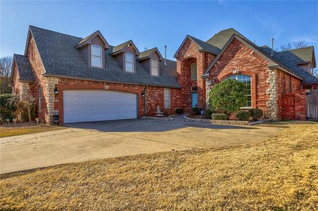 216 Olde Brook Court, Norman, OK 73072 (MLS #941870) :: KG Realty