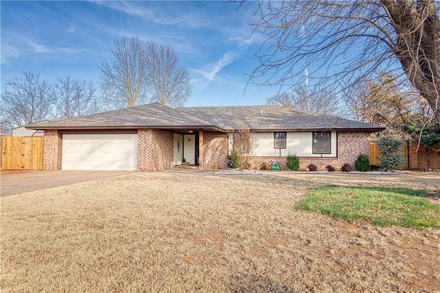 906 Bowman Avenue, Elk City, OK 73644 (MLS #941888) :: Homestead & Co
