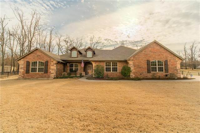 15100 SE 59th Terrace, Choctaw, OK 73020 (MLS #941929) :: ClearPoint Realty