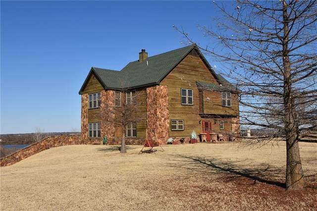 8600 N Coltrane Road, Guthrie, OK 73044 (MLS #941934) :: The UB Home Team at Whittington Realty