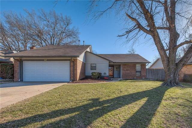 517 Garland Court, Norman, OK 73072 (MLS #941935) :: ClearPoint Realty