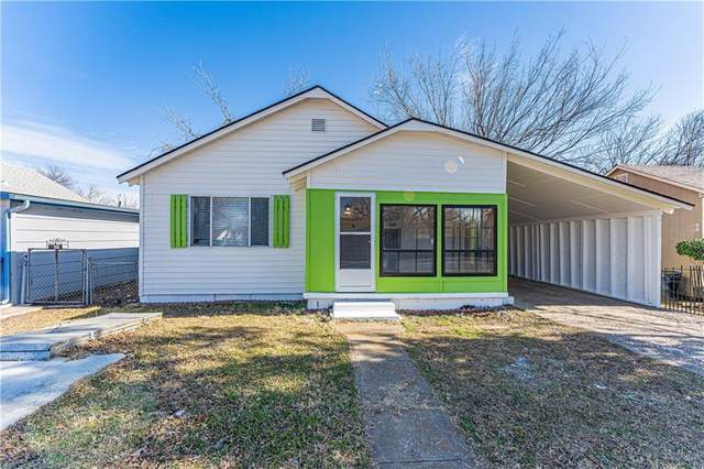 135 S Cook Avenue, Norman, OK 73071 (MLS #941959) :: Homestead & Co