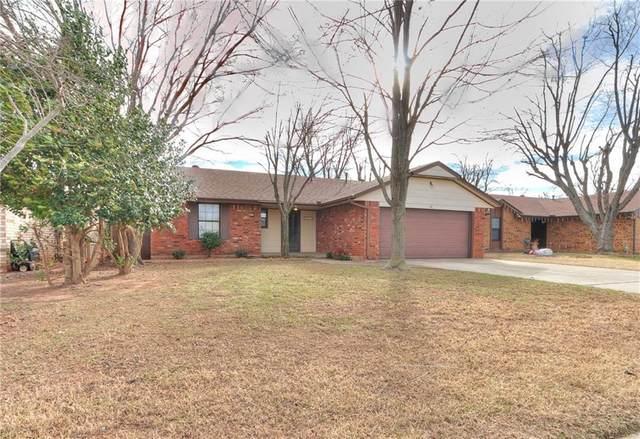 930 W Kyle Way, Mustang, OK 73064 (MLS #941961) :: Homestead & Co