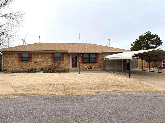 138 Bluestem Street, Weatherford, OK 73096 (MLS #941962) :: Homestead & Co