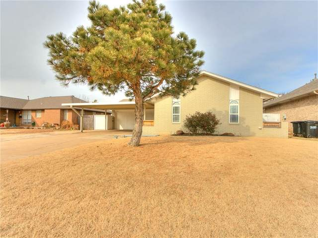 1049 NW 5th Street, Moore, OK 73160 (MLS #941979) :: ClearPoint Realty