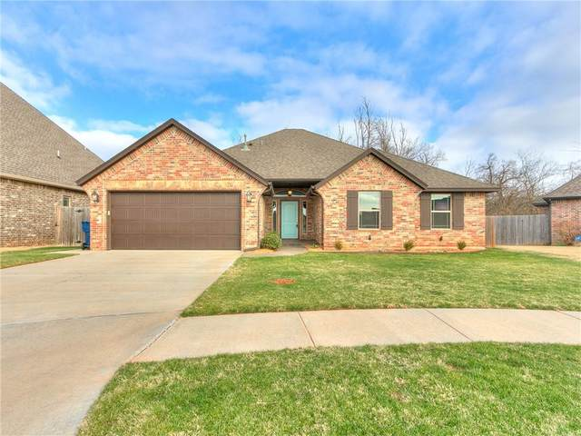 2252 Timber Xing, Yukon, OK 73099 (MLS #941987) :: Homestead & Co