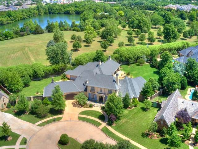 15850 Farm Cove Road, Edmond, OK 73013 (MLS #941995) :: Homestead & Co