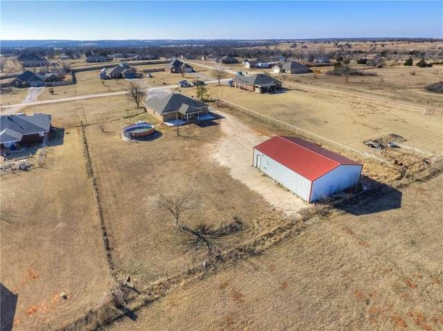 1919 Indian Terrace Court, Blanchard, OK 73010 (MLS #941999) :: Your H.O.M.E. Team
