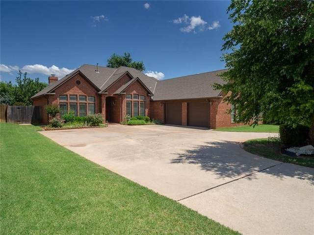 11920 Shady Trail Lane, Oklahoma City, OK 73120 (MLS #942005) :: Your H.O.M.E. Team