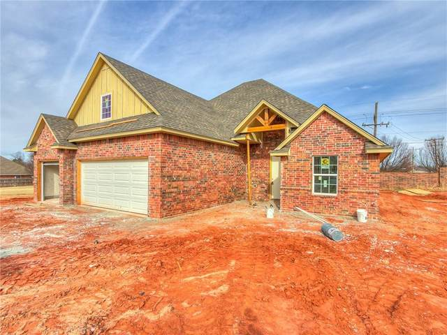 2309 W Mickey Drive, Mustang, OK 73064 (MLS #942008) :: Your H.O.M.E. Team