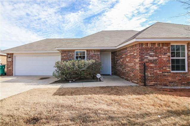 6124 Johnnie Terrace, Oklahoma City, OK 73149 (MLS #942012) :: ClearPoint Realty