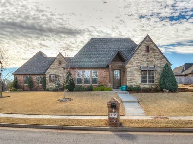 1332 Chelham Lane, Edmond, OK 73034 (MLS #942029) :: Homestead & Co