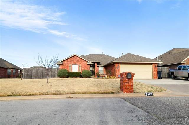 5117 SE 47th Street, Oklahoma City, OK 73135 (MLS #942034) :: ClearPoint Realty