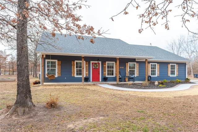 31820 Ingram Road, Shawnee, OK 74801 (MLS #942043) :: The UB Home Team at Whittington Realty