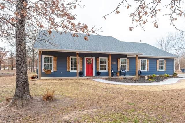 31820 Ingram Road, Shawnee, OK 74801 (MLS #942043) :: Homestead & Co