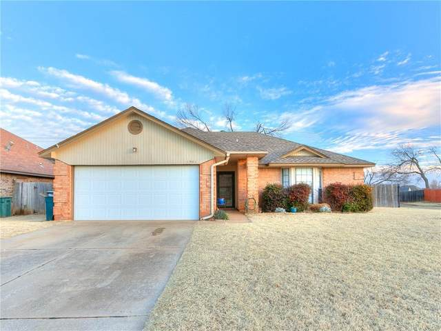 1901 Dena Drive, Edmond, OK 73003 (MLS #942049) :: ClearPoint Realty
