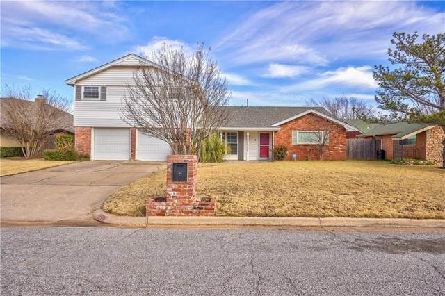 4721 NW 76th Street, Oklahoma City, OK 73132 (MLS #942059) :: ClearPoint Realty