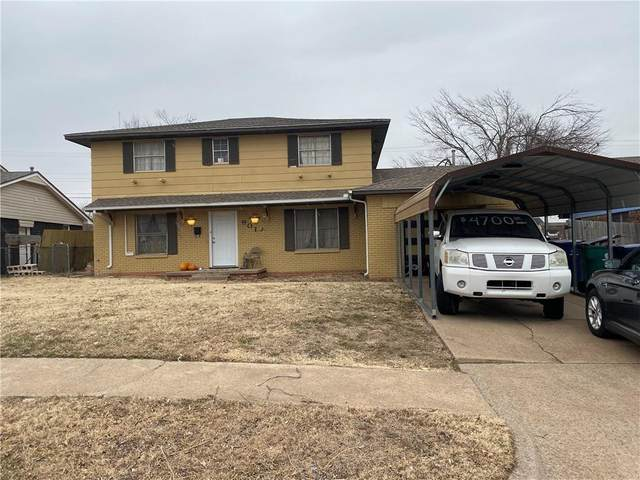 901 NE 81St. Street, Oklahoma City, OK 73114 (MLS #942060) :: The UB Home Team at Whittington Realty