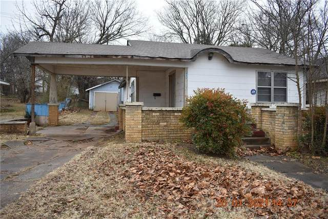 424 Jefferson Street, Seminole, OK 74868 (MLS #942131) :: Homestead & Co