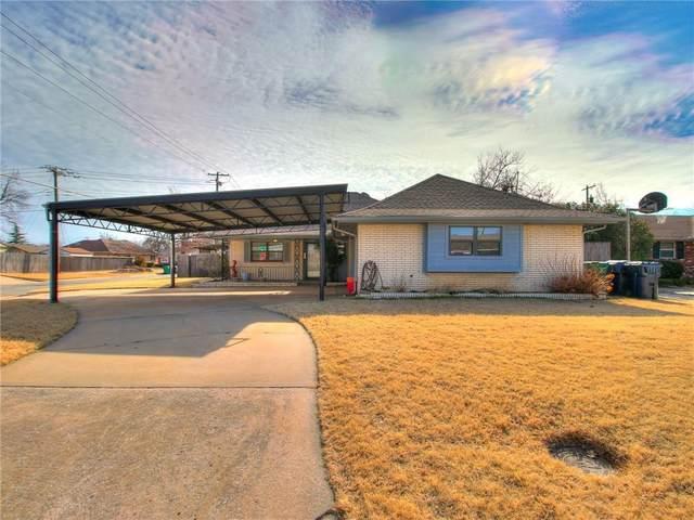 4300 NW 55th Street, Oklahoma City, OK 73112 (MLS #942139) :: Homestead & Co
