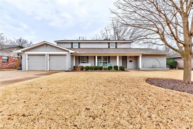 2609 Hollywood Avenue, Norman, OK 73072 (MLS #942140) :: Homestead & Co