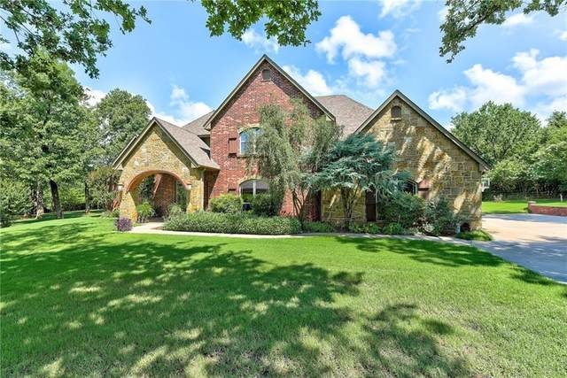 870773 S  3407 Road, Chandler, OK 74834 (MLS #942142) :: The UB Home Team at Whittington Realty