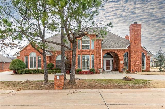 2321 Tuttington Circle, Oklahoma City, OK 73170 (MLS #942147) :: KG Realty