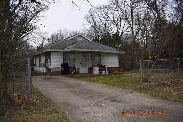 117 Oliver Street, Seminole, OK 74868 (MLS #942155) :: Homestead & Co