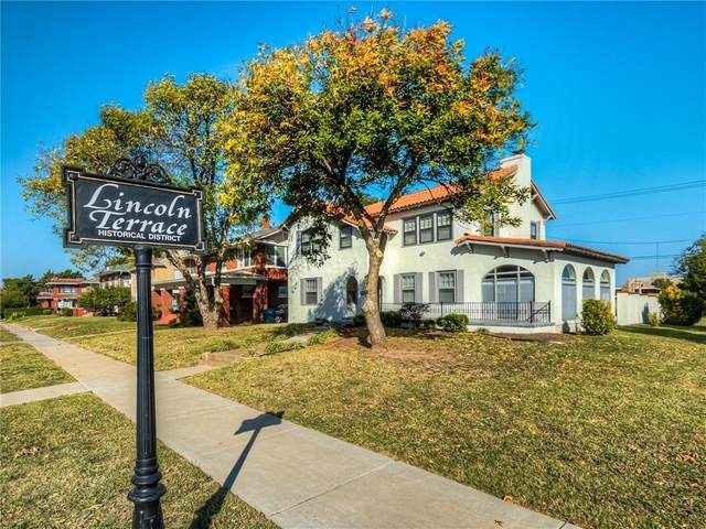 1701 N Lincoln Boulevard, Oklahoma City, OK 73105 (MLS #942158) :: The UB Home Team at Whittington Realty