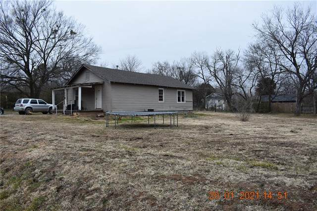 1808 Killingsworth Avenue, Seminole, OK 74868 (MLS #942161) :: ClearPoint Realty